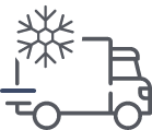 Vehículos refrigerados - Garciden - AD Logistics - Almería